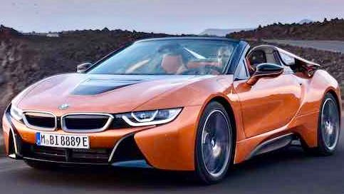 BMW i8 d'occasion Kyump