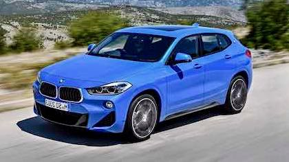 BMW X2 d'occasion Kyump