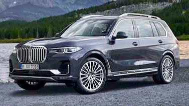 BMW X7 d'occasion Kyump