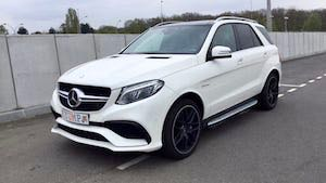 Mercedes GLE d'occasion