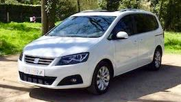 Seat Alhambra d'occasion