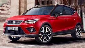 Seat Arona d'occasion