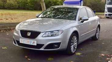 Seat Exeo d'occasion